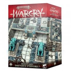 Warcry Shatterd Stormvault