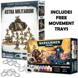 Getting Started With Astra Militarum – Ready To Ship