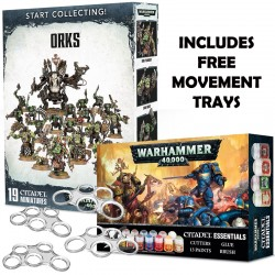 Getting Started With Orks – Ready To Ship