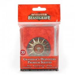 WHU Grashrak's Despoilers Premium Sleeves