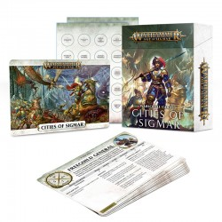 Warscroll Cards Cities Of Sigmar – Ready To Ship