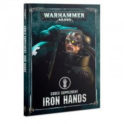 Codex Iron Hands – Ready To Ship