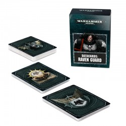 Datacards Raven Guard