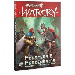 Warcry Monsters & Mercenaries