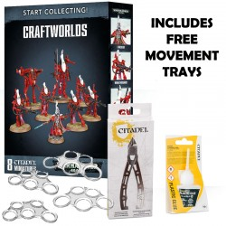 Getting Started With Craftworlds – Christmas