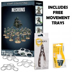 Getting Started With Necrons – Christmas