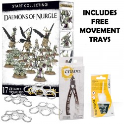 Getting Started With Daemons Of Nurgle – Ready To Ship