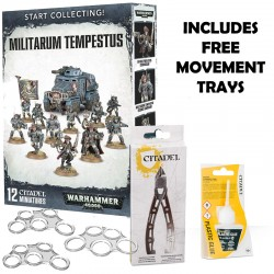 Getting Started With  Militarum Tempestus – Ready To Ship