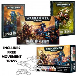 The Starting With Warhammer 40,000 Bundle