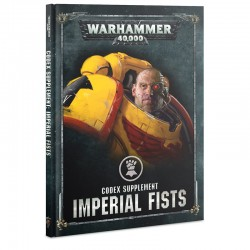 Codex Imperial Fists Supplement