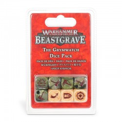 WHU The Grymwatch Dice Pack – Last Few Available