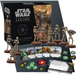 Star Wars Legion B1 Battle Droids Unit