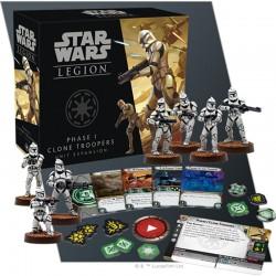 Star Wars Legion Phase 1 Clone Troopers Unit