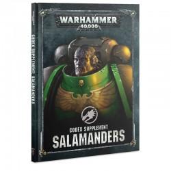 Codex Salamanders Supplement