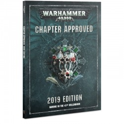 WH40k Chapter Approved 2019
