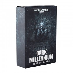 Dark Millennium Playing Cards