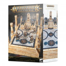 Dominion of Sigmar Hallowed Stormthrone