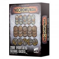 Necromunda Zone Mortalis Scenic Bases