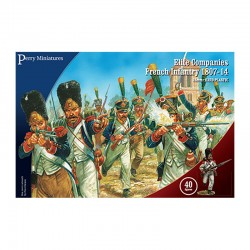 Elite Companies French Infantry 1807-14 (FN260)