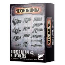 Necromunda Orlock Weapons Upgrades