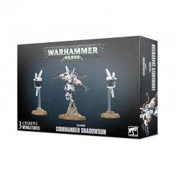 T'au Empire Tau Commander Shadowsun