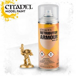 Citadel Retributor Armour Spray Paint