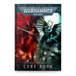 Warhammer 40000 Core Rule Book
