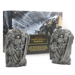 Black Library Horus Lupercal Book Ends