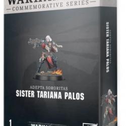 Adepta Sororitas Sister Tariana Palos