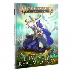 BATTLETOME LUMINETH REALM-LORDS (Old Version)