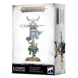 Lumineth Realm-lords Alarith Stonemage