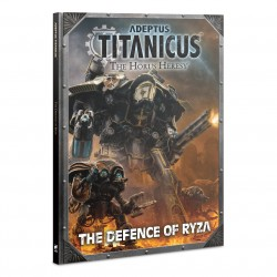 Adeptus Titanicus The Defence of Ryza
