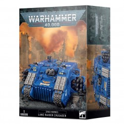 Space Marines Land Raider Crusader / Redeemer