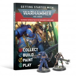 Getting Started with Warhammer 40000 – Magazine