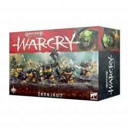 Warcry Ironjawz
