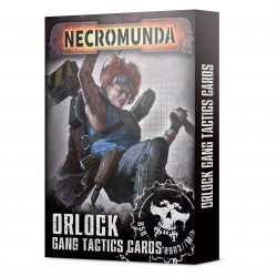 Orlock Gang Tactics Cards