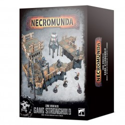 Necromunda Zone Mortalis Gang Stronghold