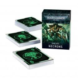 Datacards Necrons