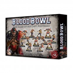 Blood Bowl Chaos Chosen Team The Doom Lords