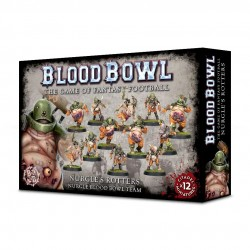 Blood Bowl Nurgle Team Nurgle's Rotters