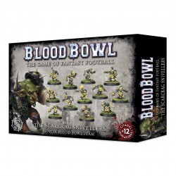 Blood Bowl Goblin Team Scarcrag Snivellers