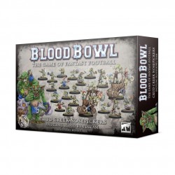 Blood Bowl Snotling Team Crud Creek Nosepickers