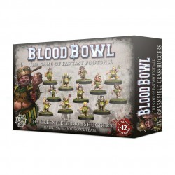 Blood Bowl Halfling Team The Greenfield Grasshuggers