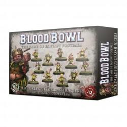 Blood Bowl Halfling Team The Greenfield Grasshuggers