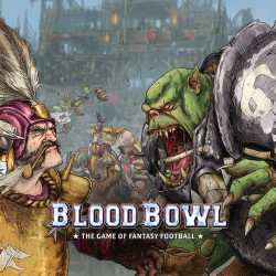 Blood Bowl Wood Elf Team The Athelorn Avengers