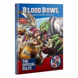 Blood Bowl Rulebook – The Official Rules