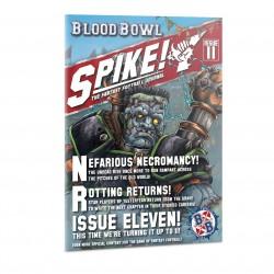 Spike! Journal 11