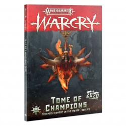 Warcry Tome of Champions 2020