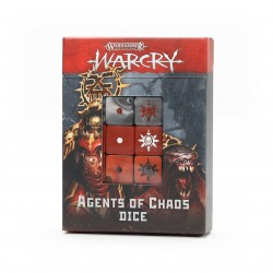 Warcry Agents of Chaos Dice Set