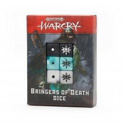 Warcry Bringers of Death Dice Set